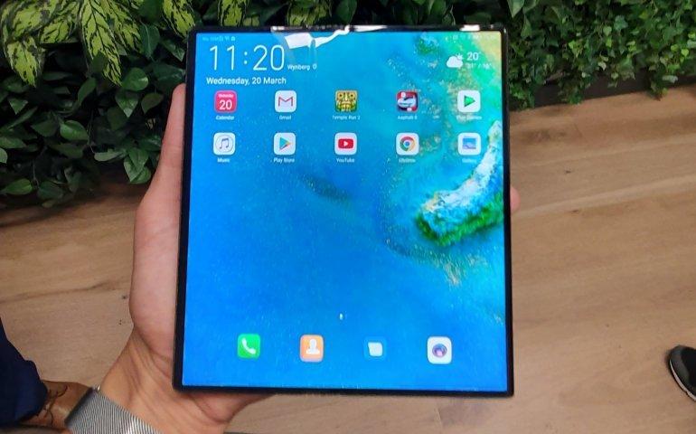 الهاتف HUAWEI Mate X 5G سيتم إطلاقه في شهر سبتمبر