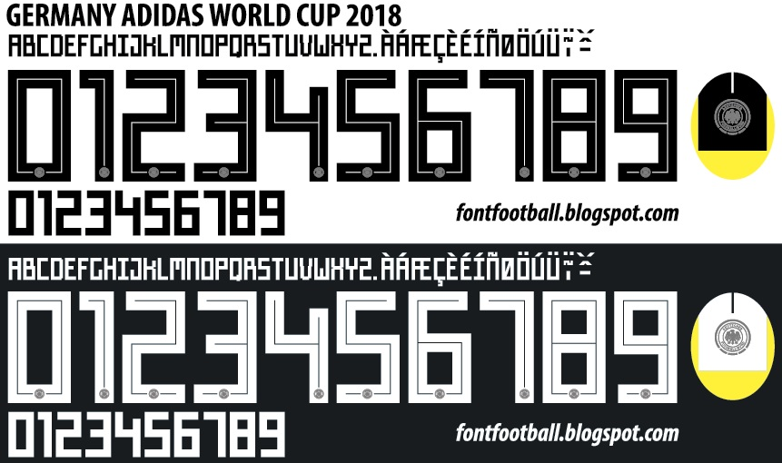 World Cup Font Free Download