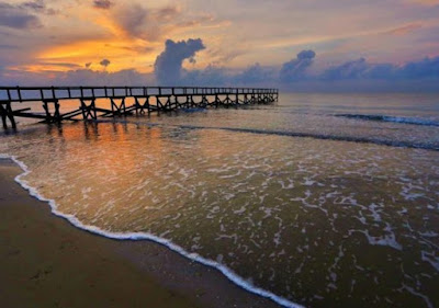 Tempat Eksotis Pantai Angsana yang Bisa Anda Nikmati