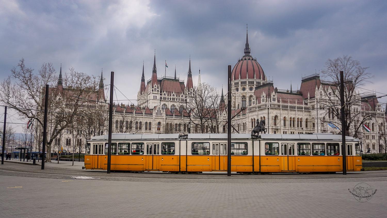 Budapeszt na weekend czyli Langosz, kawa i żółte tramwaje