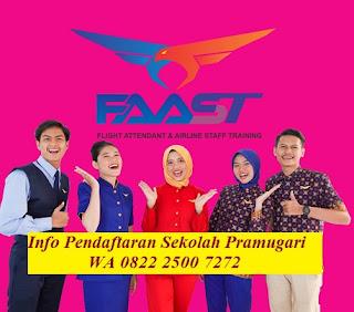 Informasi Sekolah Penerbangan FAAST Penerbangan Sulawesi Selatan