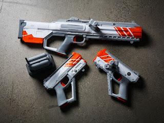 recoil guns