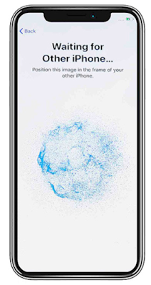 Step to Transfer Everything from iPhone to iPhone with Quick Start in Hindi