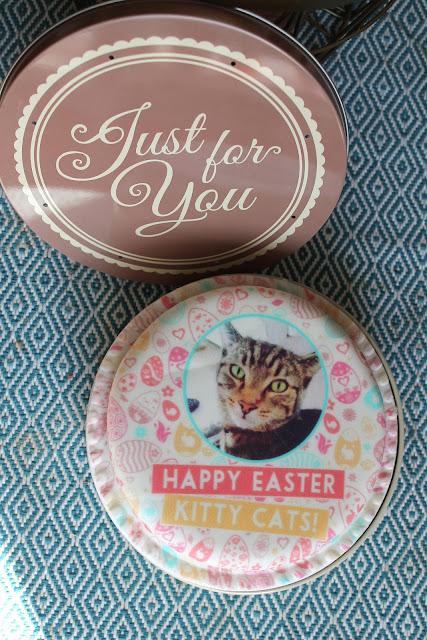 cat easter cake
