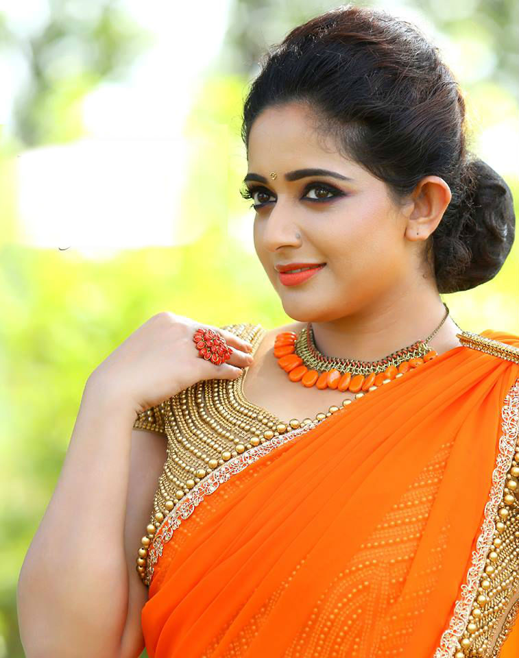 New Saree Designs In Kerala