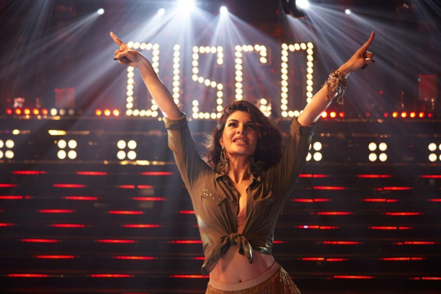 Disco Disco from 'A Gentleman' is Jacqueline Fernandez Hottest Song Ever