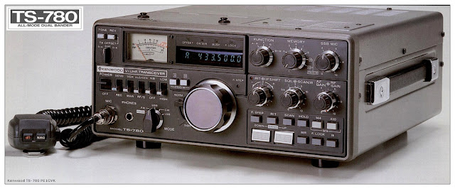 Kenwood TS-780 All Mode