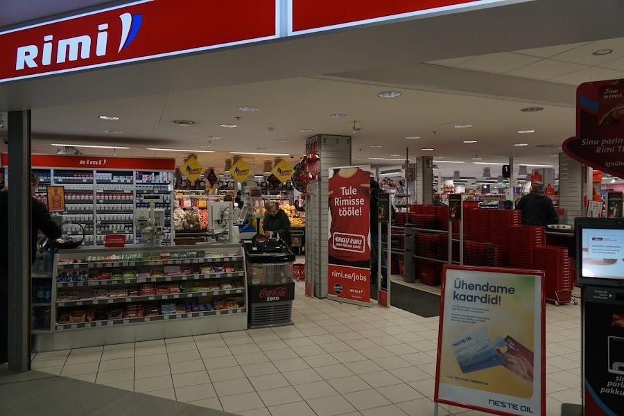 Rimi(Postimaja Rimi supermarket)
