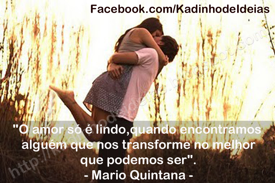 O Amor Só é Lindo Quando Encontramos Alguém Que Nos: Kadinho De Ideias®: O Amor Só é Lindo, Quando Encontramos
