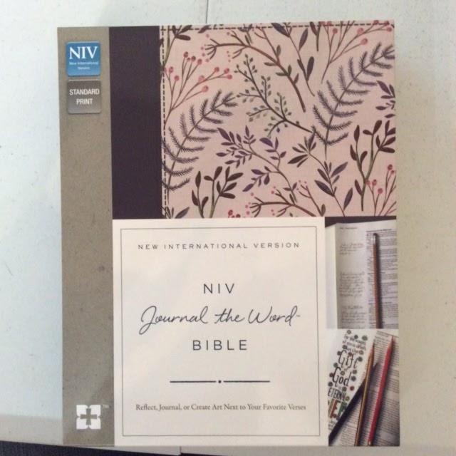 review of niv journal the word bible by zondervan