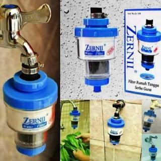Filter Air Zernii / Zerni penyaring penjernih water filter air