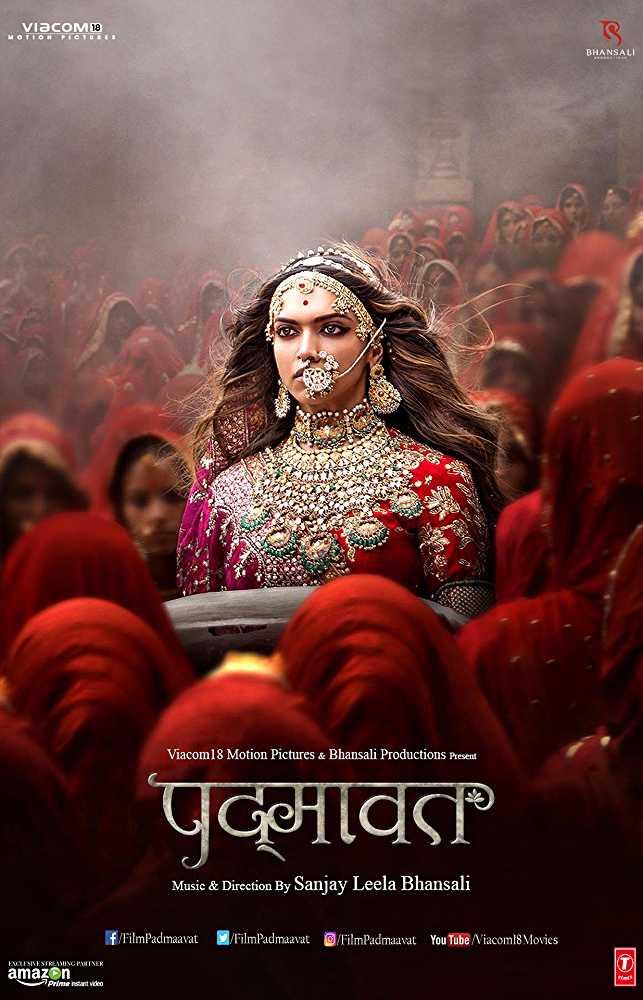 Padmaavat 2018 Hindi Movie Free Download 480p BluRay 257MB