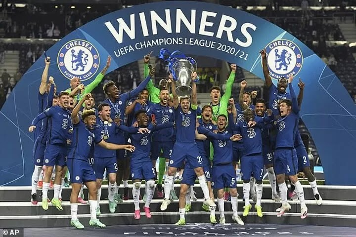 Chelsea will parade Champions League trophy in front of Tottenham's faces during pre-season friendly
