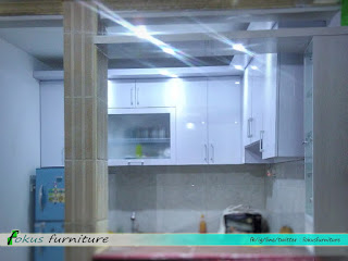 Kitchen set minimalis di Pasar rebo