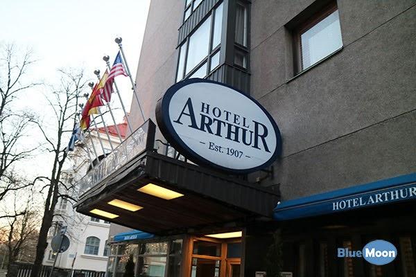 Hotel Arthur - Helsinki, Finland