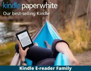 Kindle E-reader Family