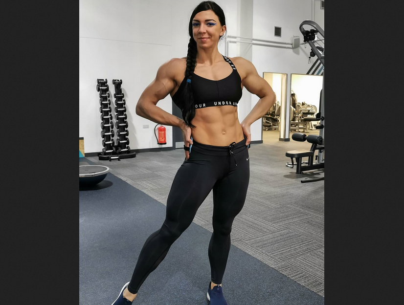 Female Bodybuilding Training Myths Dispelled