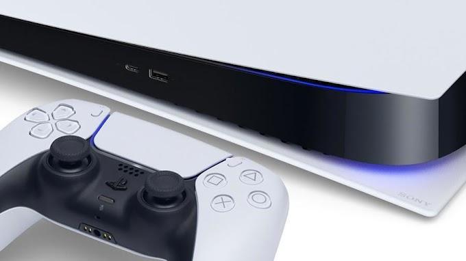 Partícipe do Sorteio de um PlayStation 5