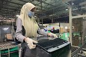 Sharp Indonesia Capai Produksi Mesin Cuci Berkat Loyalitas Konsumen