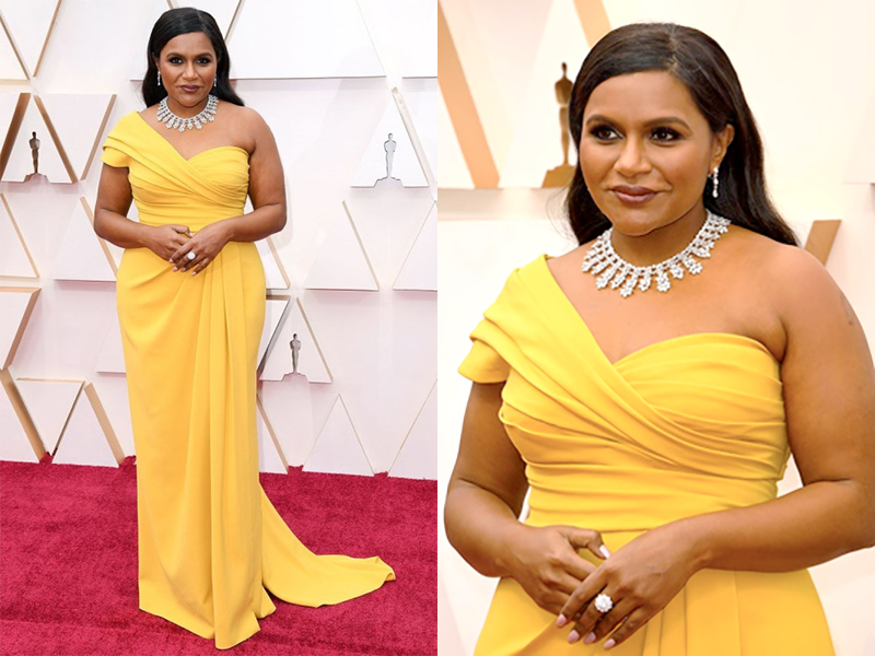 Mindy Kaling The Oscars 2020