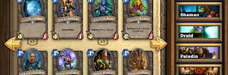 17 Minion Cards in Hearthstone: Heroes of Warcraft