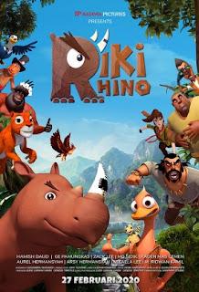 Film Riki Rhino 2020 [Bioskop]