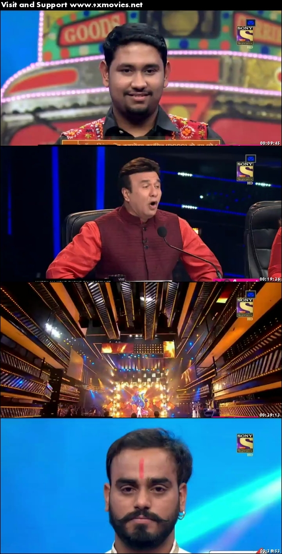 Indian Idol 04 Feb 2017 HDTV 480p