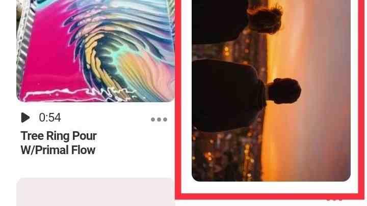 Cara download GIF di Pinterest iphone