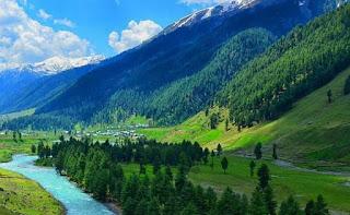 Places to visit in Jammu and kashmir (Kishtwar national park )