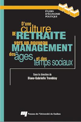 Télécharger Livre Gratuit D'une culture de retraite vers un nouveau management des âges et des temps sociaux pdf