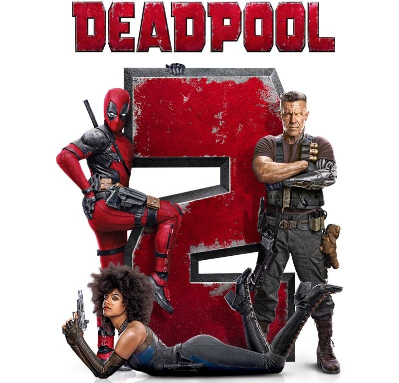 فيلم ديدبول 2 بطولة رايان رينوادز Deadpool اكس مان