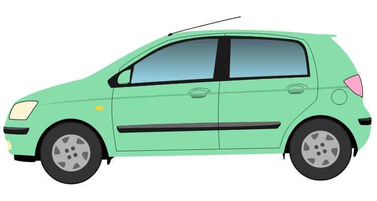 Hatchback - Type of car body