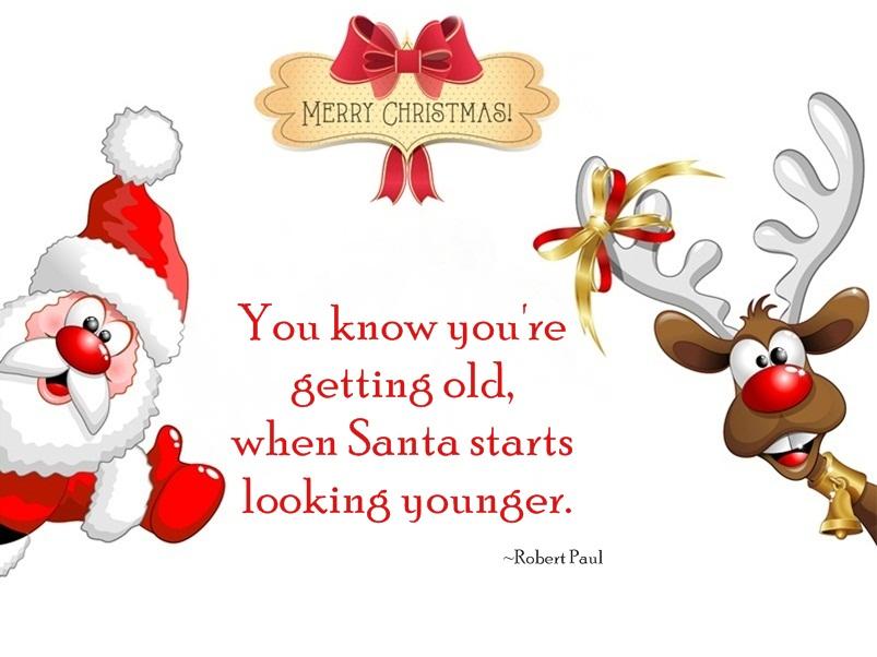 Funny Christmas Status