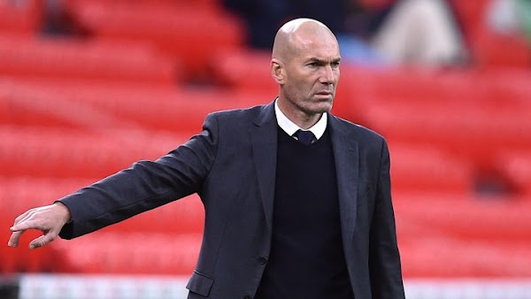 """Zidane - Real Madrid -: """"¿Cómo voy a decirle a los jugadores que me marcho jugándonos la Liga?"""""""
