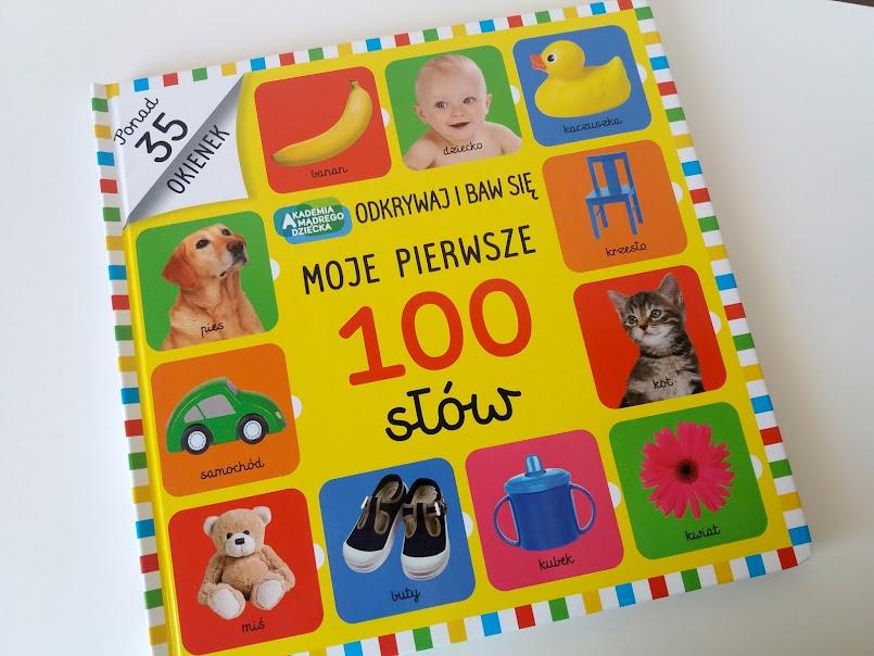 """""""Moje pierwsze 100 słów"""" i """"Moje pierwsze 100 pojazdów"""" - praca zbiorowa"""