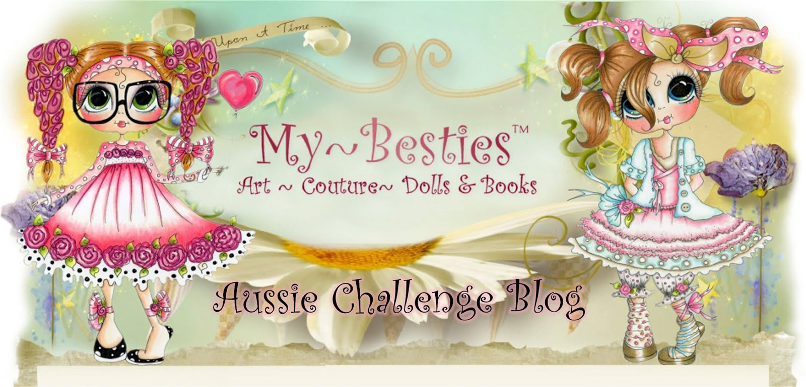 My Besties Aussies Challenge Blog