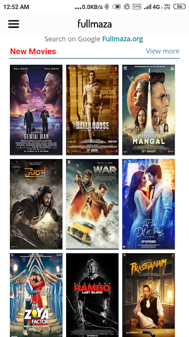 download new movies free