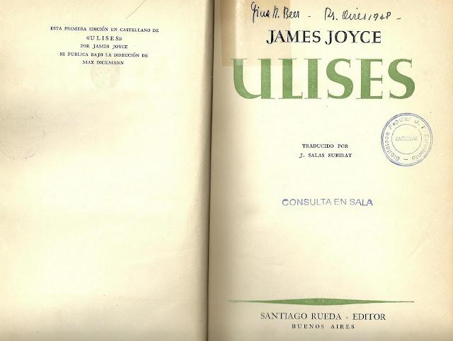 Biblioteca Popular Sarmiento de Cañuelas: Primera traducción al ...