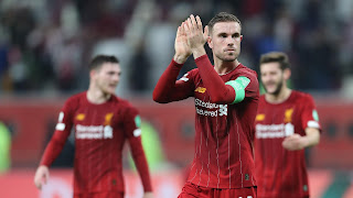 Liverpool couldn't function without Henderson