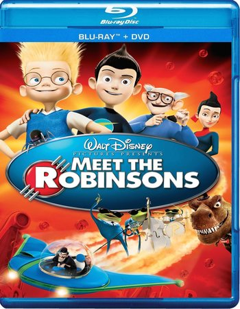 Meet the Robinsons (2007) Dual Audio Hindi 480p BluRay