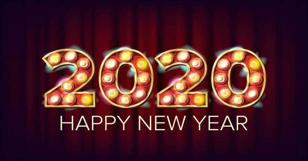 Happy New Year 2020 HD Wallpaper Images Pictures And Photos