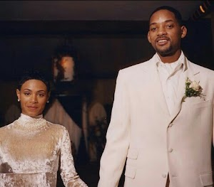 """""""I have learned that Love is Listening, Love is Giving, Love is Freedom."""" - Will Smith pens down sweet words to celebrates wife for their 20 years wedding anniversary"""