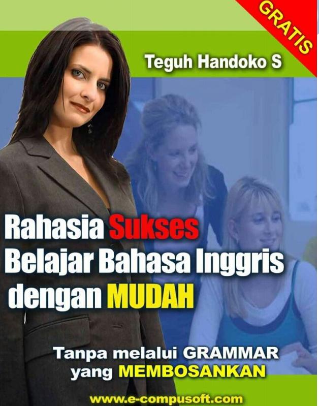 Ebook Belajar Bahasa Inggris Tanpa Grammar