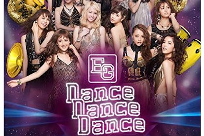 [Lirik+Terjemahan] E-girls - Dance Dance Dance (Menari Menari Menari)