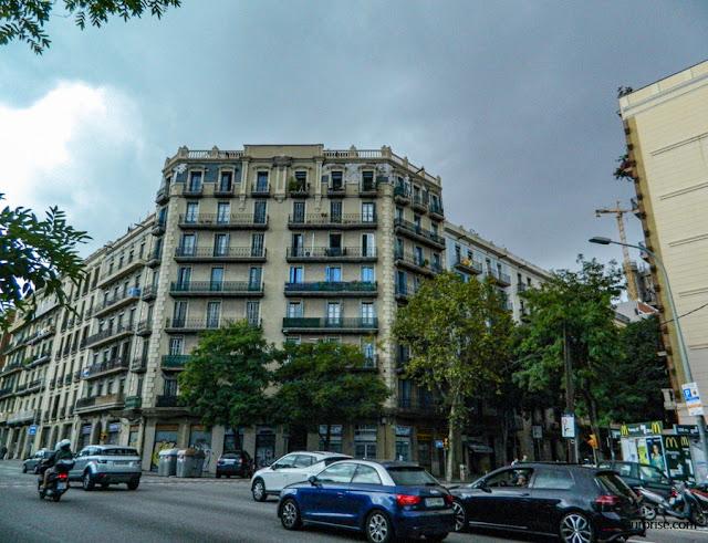 Bairro da Sagrada Família, Barcelona