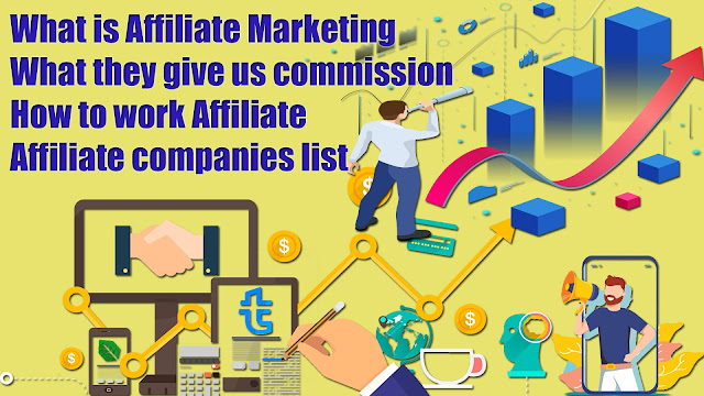 TOP +14 Affiliate marketing companies list and detail