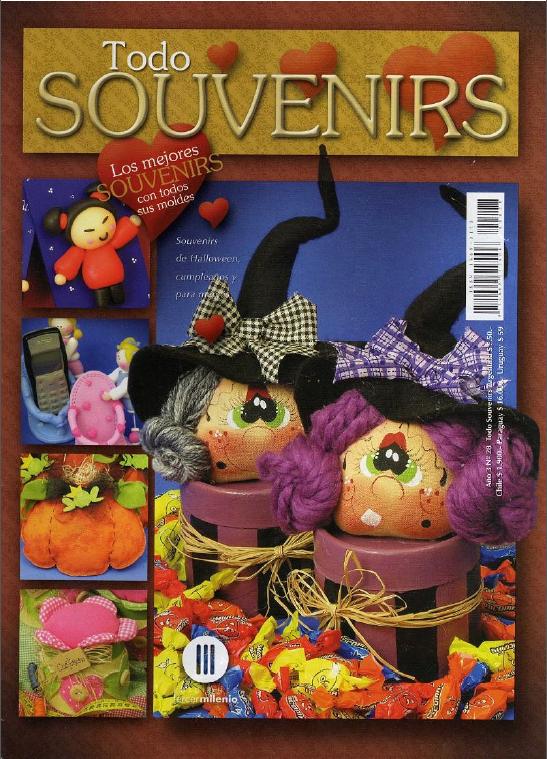 Todo Souvenirs Nº 28