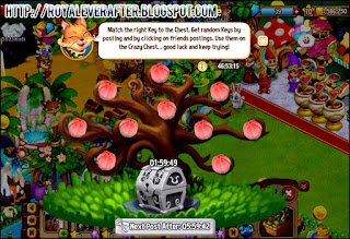 Puss's Crazy Chest Peach tree
