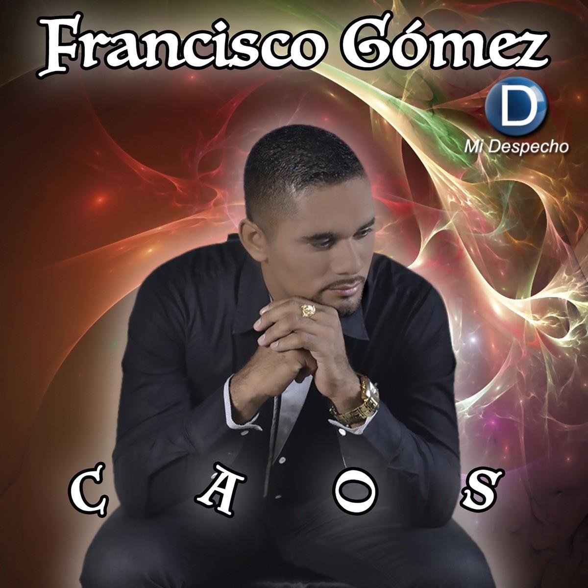 Francisco Gómez Caos Frontal