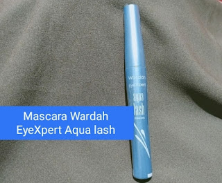 Maskara Wardah EyeXpert Aqua lash